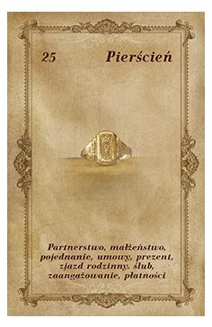 25 Pierścień