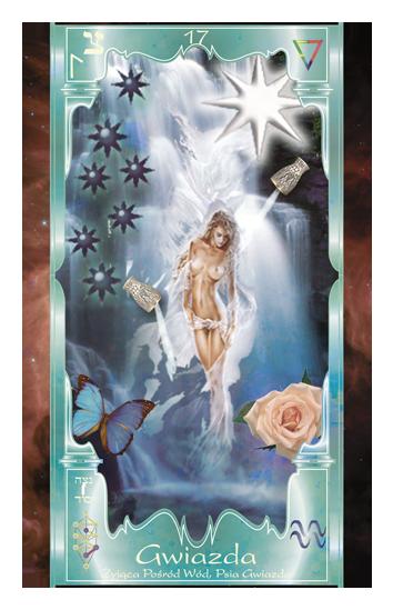 Tarot Medytacyjny Mandala Duszy Dariusz Cecuda